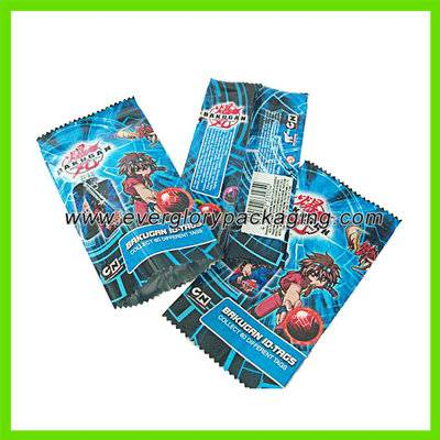 hot sale aluminum foil sachet for toys