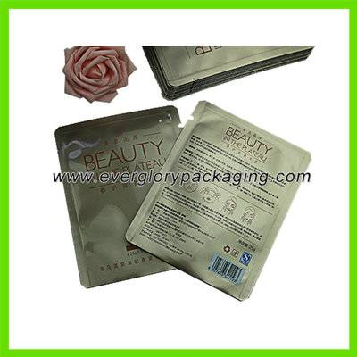 hot sale high quality plastic facial mask bag