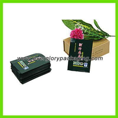 High quality colorful tea bag package