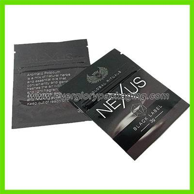 Hot Sale Small Ziplock Bags ISO9001