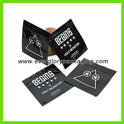Hot Sale ISO 9001 Customized Aluminum Foil Zip Lock Pouch