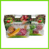 2LB apple bag,apple packaging bag,organic apple pouch bag