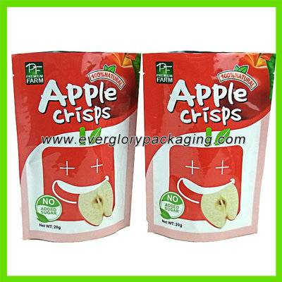 High quality stand up eco friendly bags for food packaging