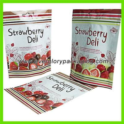 Hot sale Stand up sealable food bags