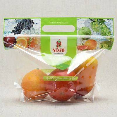 Fresh Fruit Packaging Bag Pouch