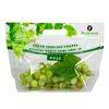Green Laminated Pouch Grape Bag PLU4022