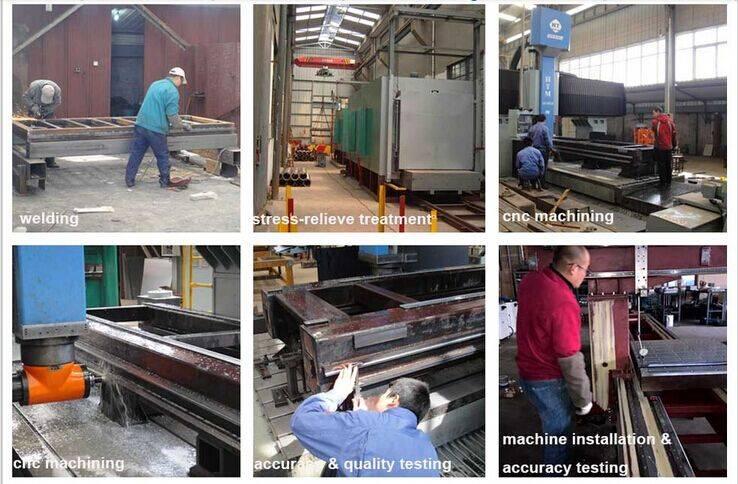 cnc laser machine process